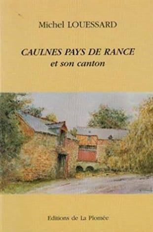 couverture de livre caulnes pays de rance et son canton