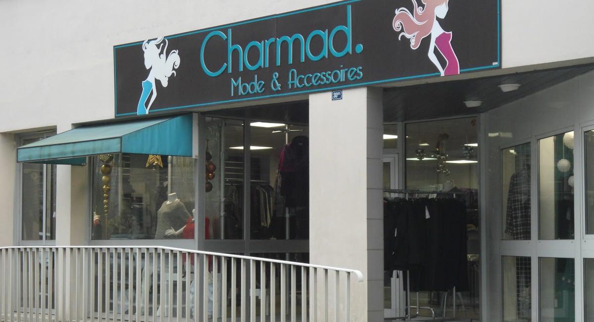 CHARMAD, votre magasin de vêtements vous propose de nouveaux services