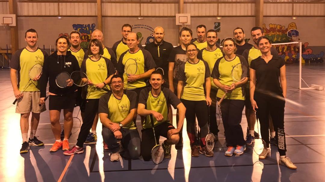 badminton janvier 2019 caulnes