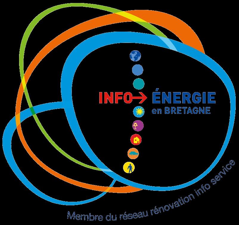 logo info energie bretagne caulnes