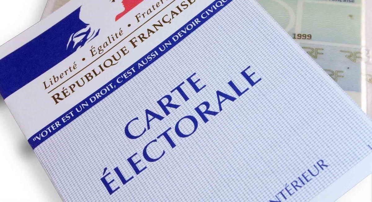 Inscription sur la liste électorale