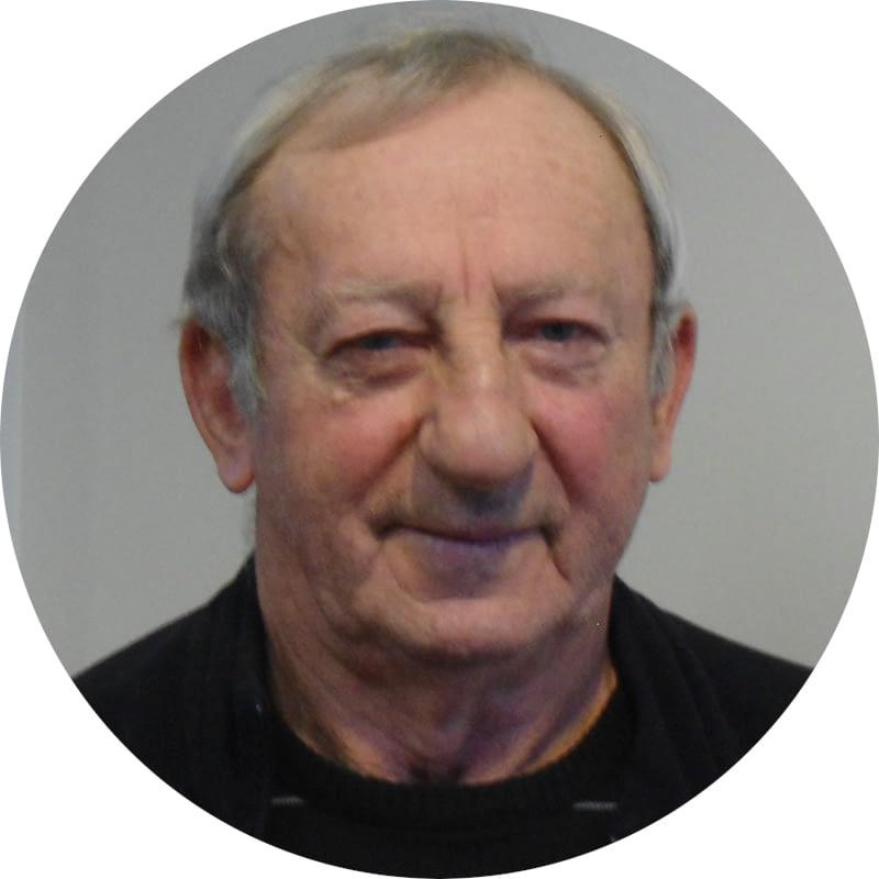 Hubert Cholet 4ème adjoint caulnes 2020-2026